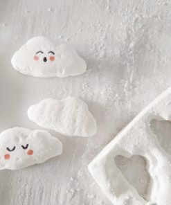 Marshmallow wolkjes/ clouds